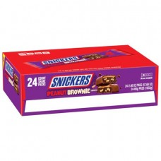 Snickers Peanut Brownie 57.60 oz