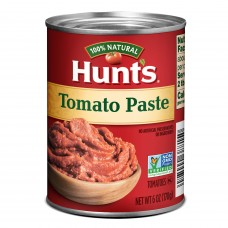 Hunts Tomato Paste Can