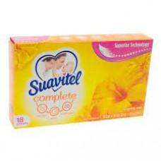 Suavitel Dryer Sheets Morning Sun