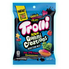 Trolli Sour Gummi Creations Martian Mix