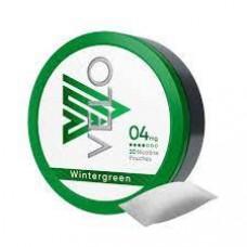 Velo Wintergreen 4mg 20Nicotine Pouches