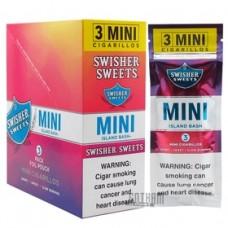Swisher Sweets Mini Combo 3/1.79 - Original, Diamond, Grape, Island bash