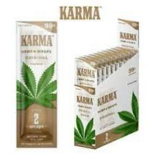 Karma Hemp Wraps Original 2 for 99c