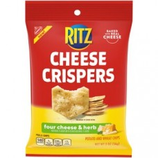 Ritz Four Cheese and Herb Crispers