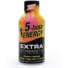 5-Hour Energy Extra Strength Tropical Brust