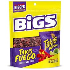 Bigs Takis Fuego Sunflower Seeds