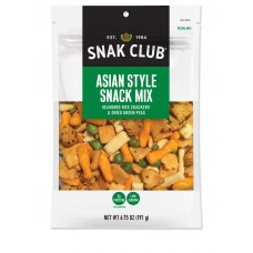 Snak Club Asian Style Snack Mix