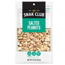 Snak Club Salted Peanuts