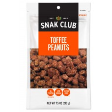 Snak Club Toffee Peanuts