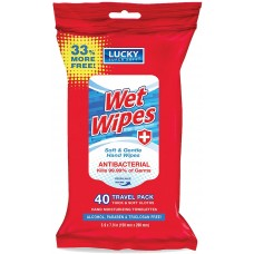 Lucky Antibacterial Wipes