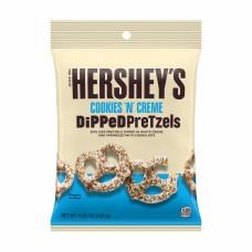 Hersheys Dipped Pretzels Cookies N Creme 4.25 oz