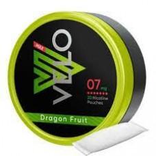 Velo 07mg 20Nicotine Pouches Dragon Fruit