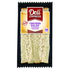 Deli Express Chicken Salad Sandwich