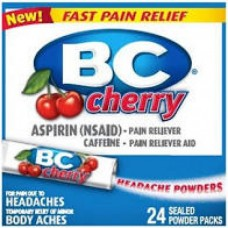 BC Cherry Fast Relief Powder Fast Pain Relief