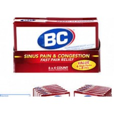 BC Fast Relief Powder Sins Pain & Congestion