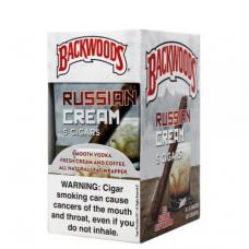 Backwoods Russian Cream 5 Cigars