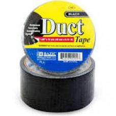 Bazic Duct Tape Black