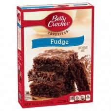 Betty Crocker Brownie Mix Fudge