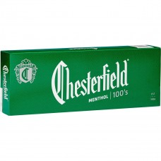 Chesterfield Menthol Box