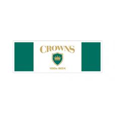 Crowns 100s Manthol Box
