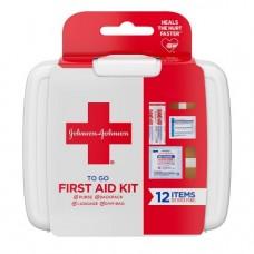 Johnson and Johnson Mini First Aid Kit