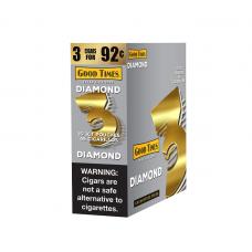 Good Time Cigarillos Diamond- 3 For 92¢