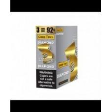 Good Time Mini Cigarillos Pouches Diamond 3 For 92¢