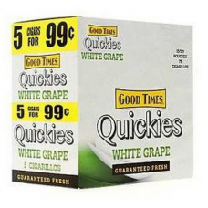 Good Time Quickies Green Sweet $5 for 99c