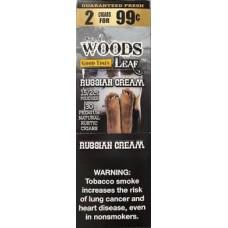 G/T Sweet Woods Leaf Russian Cream $ 2for0.99c