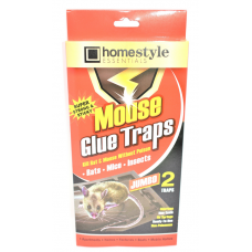 Homestyle Essentials Mouse Glue Traps Jumbo