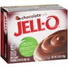Jell-o Chocolate Instant Pudding