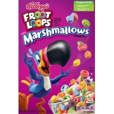 Kelloggs Froot Loops with Marshmallows
