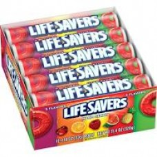 Life Savers 5 Flavour Hard Candy
