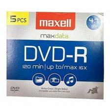 Maxell Dvd-R 4.7 Gb /120 Minute
