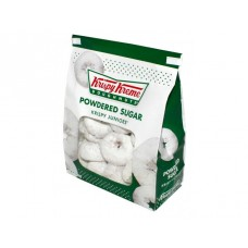 Krispy Kreme Doughnuts Juniors Powdered Sugar