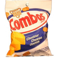 Combos Cheddar Cheese Bag - 6.3oz