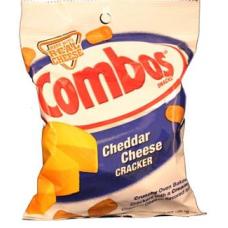Combos Cheddar Cheese Bag - 6.3oz