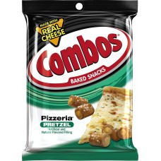 Combos Pizzeria Pretzel Baked Snacks