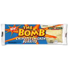 Don Miguel CHIPOTLE CHICKEN BOMB BURRITO
