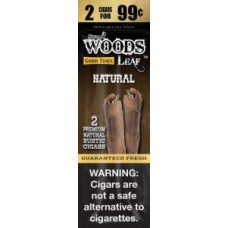 Good Times Sweet Woods Leaf Natural 2 for 99c