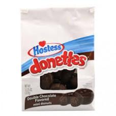 Hostess Frozen Double Chocolate Donette
