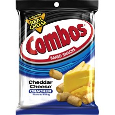 Combos Cheddar Cheese Bag