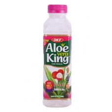 Okf Aloe Vera King Lychee