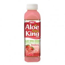 Okf Aloe Vera King Yogos Strawberry