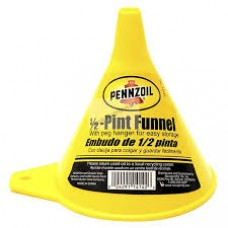 Pennzoil 1/2 Pint Funnel