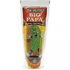 Pickle in a Pouch Van Holtens Big Papa Dill Pickle