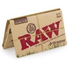 Raw Organic Artesano 1 1/4