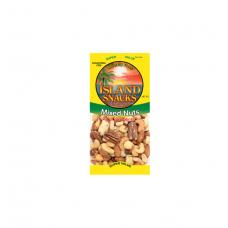 Island Snacks Mixed Nuts 50z.