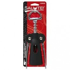Salute deluxe Wing Cork Screw With Soft Touch Barrel