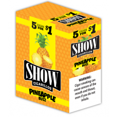 Show Cigarillos Pineapple 5 for $1